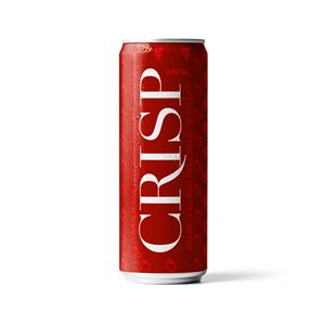 Crisp Sparkling Red Delicious 330ml