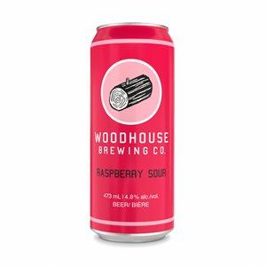 Woodhouse Raspberry Hibiscus Sour 473ml
