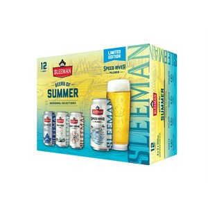 Sleeman Spring / Summer Selections 12 C