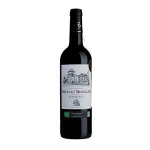 Chateau Morillon Organic Bordeaux 750ml