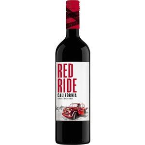 Red Ride Shiraz Cabernet 750ml