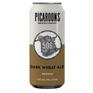 Picaroons Dark Wheat Ale 473ml