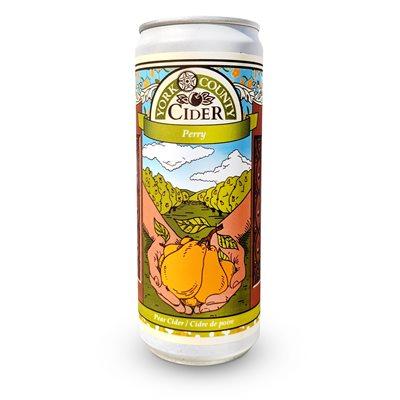 York County Cider Pear 330ml