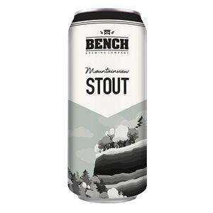 Twenty Bench Brewing Mountainview Stout 473ml