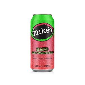 Mikes Hard Sour Watermelon 473ml
