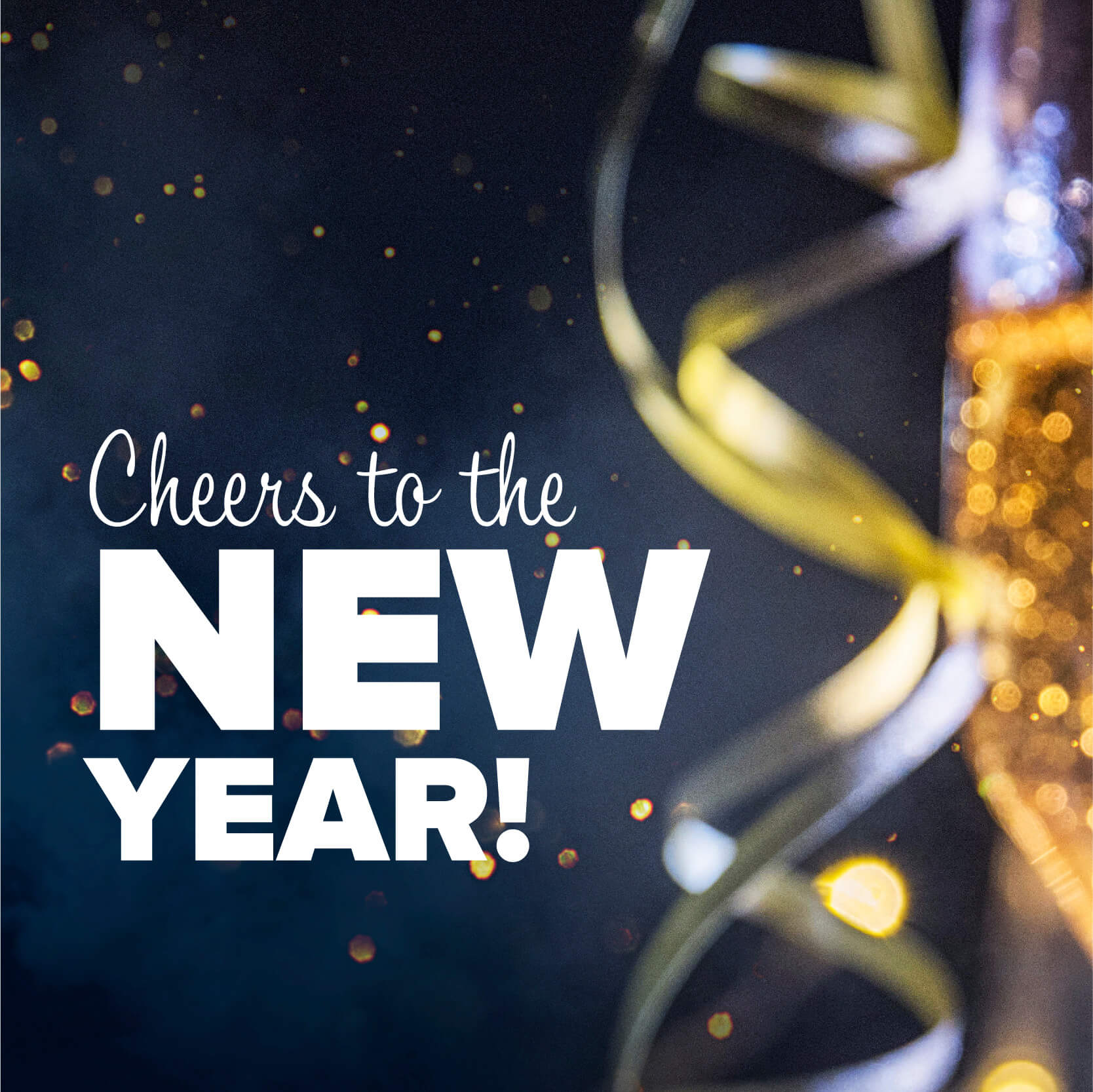 Cheers to the New Year CONTENT EN
