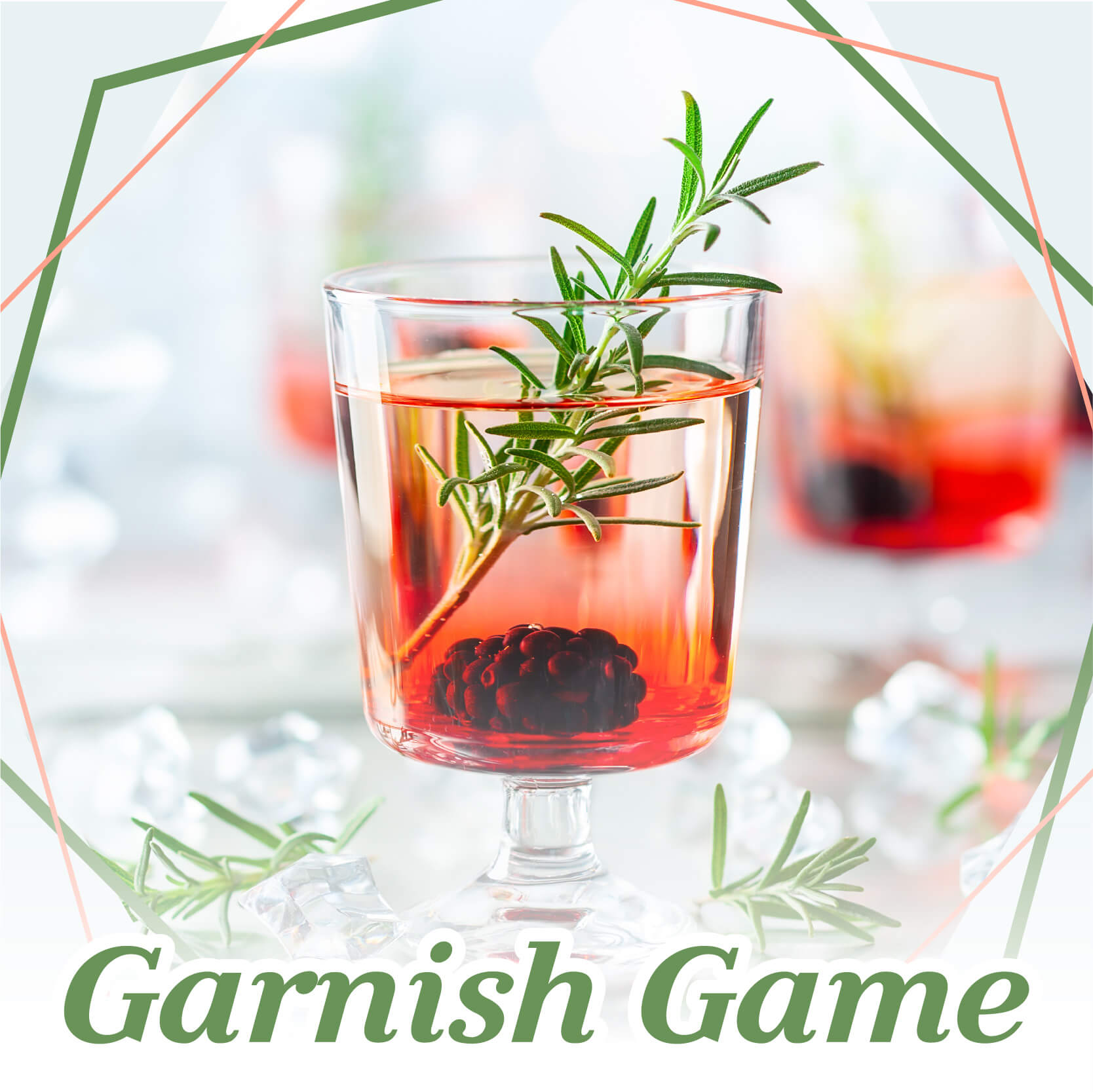 Coolers and Garnishes CONTENT EN
