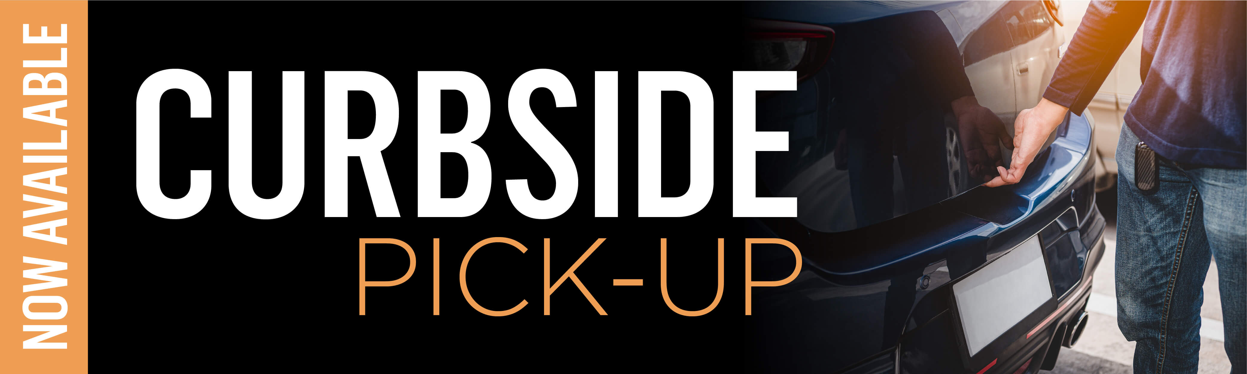 Curbside PICKUP SLIDER EN