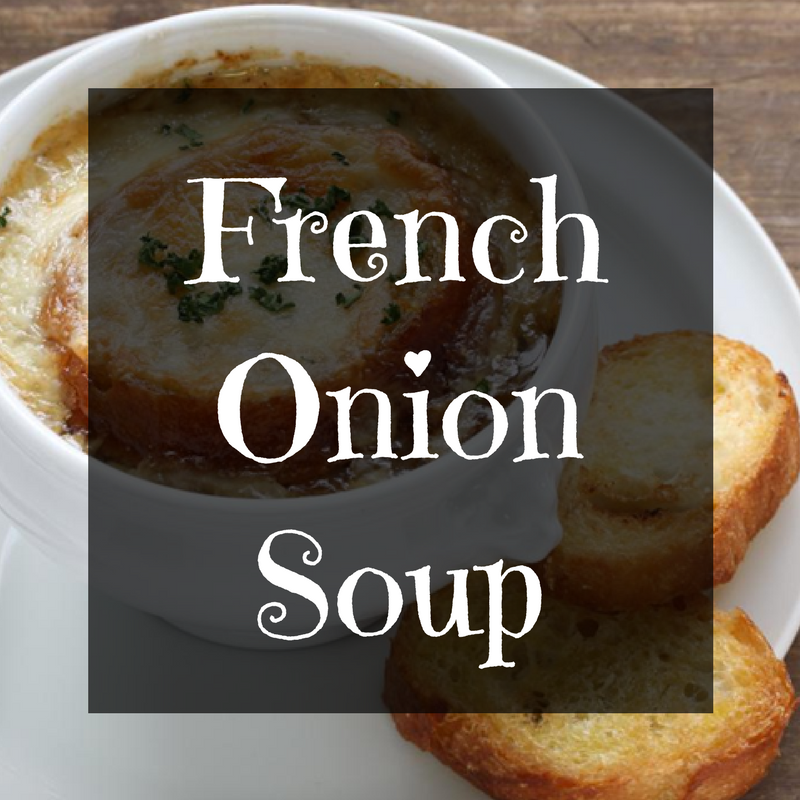 French Onion Soup ENG