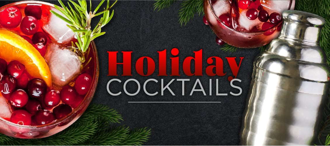 Holiday Cocktails HEADER EN