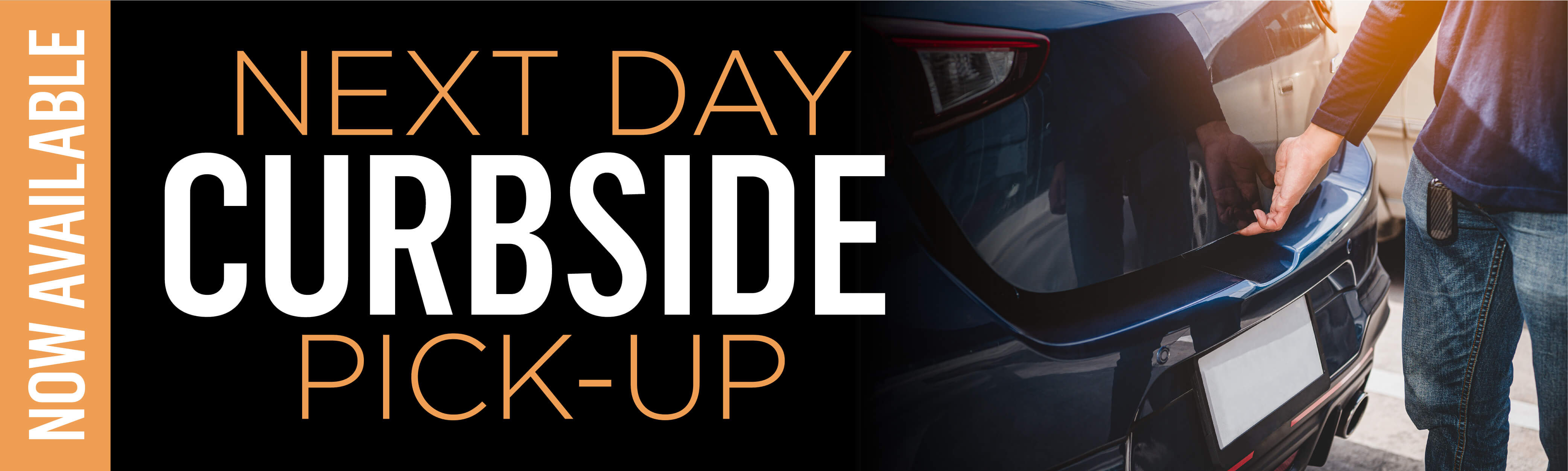 Next Day Curbside PICKUP SLIDER EN