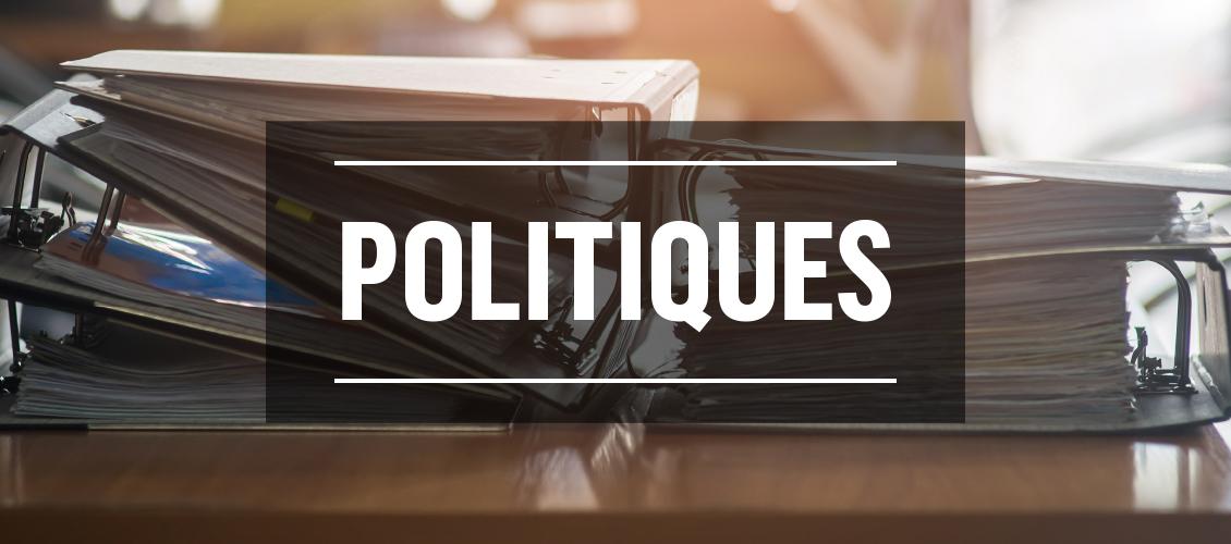 Policies-FR