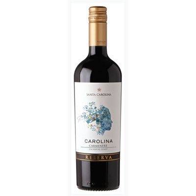 SANTA CAROLINA RESERVA CARMENERE 750ML