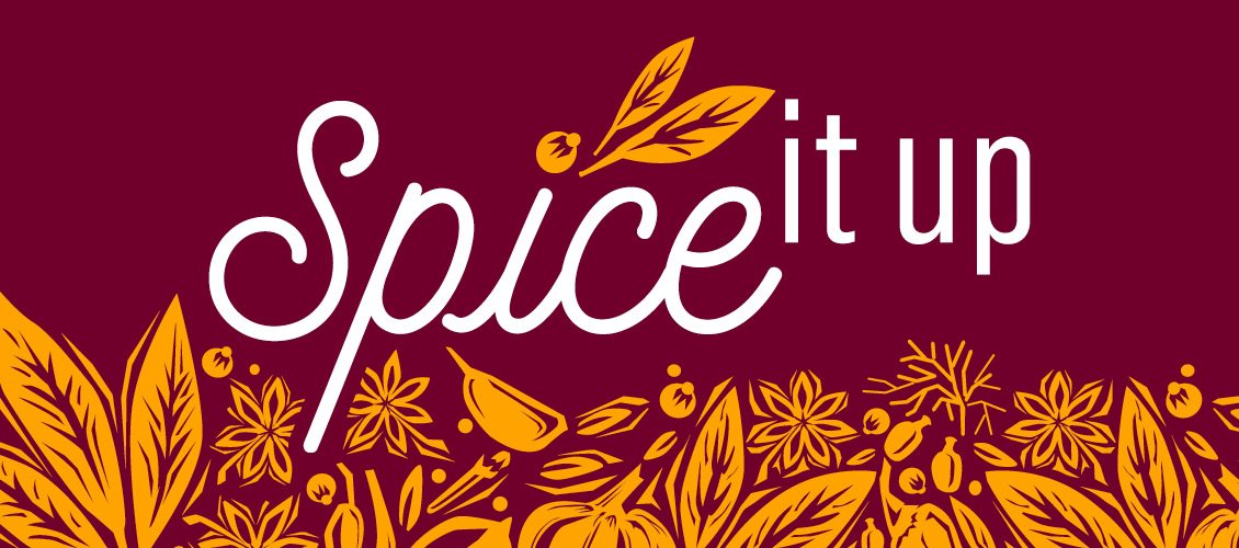Spice It Up HEADER EN