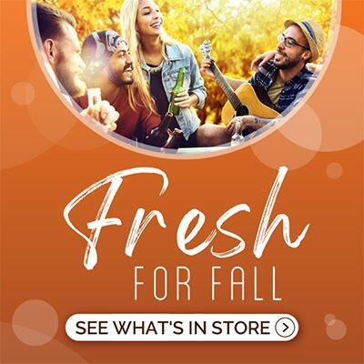 Fresh for Fall